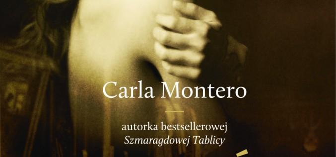 ZŁOTA SKÓRA – nowa powieść Carli Montero od 5 listopada w księgarniach!