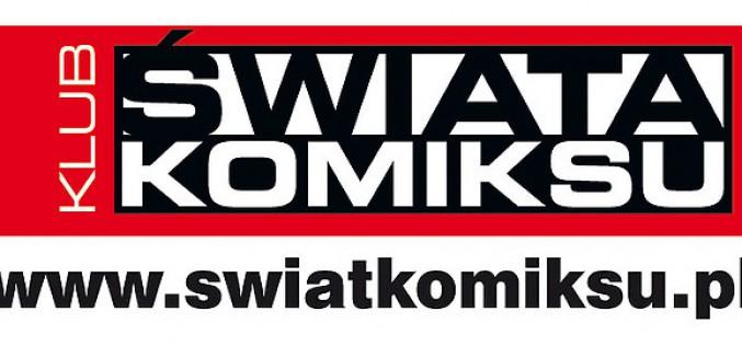 Nowości komiksowe Klubu Świata Komiksu Egmont Polska