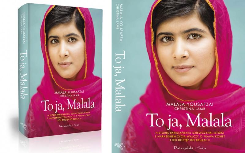 Z Pokojowej Nagrody Nobla 2014 dla Malali Yousafzai cieszą się także wydawcy