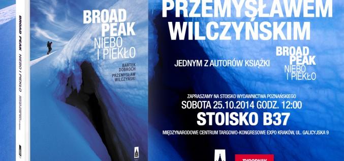 Wydawnictwo Poznańskie zaprasza na spotkanie z Przemysławem Wilczyńskim