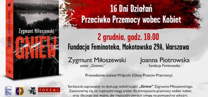 16 Dni Działań Przeciwko Przemocy wobec Kobiet