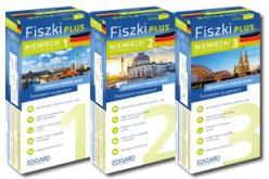Niemiecki Fiszki PLUS dla początkujących 1, 2, 3