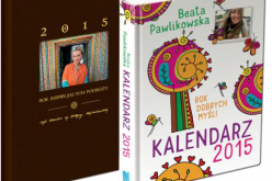 Inspirujące kalendarze na 2015 rok