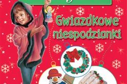 """""""Martynka. Gwiazdkowe niespodzianki"""" – w sam raz pod choinkę!"""