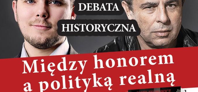 Piotr Zychowicz kontra Bronisław Wildstein