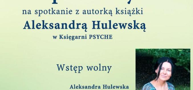 """Wydawnictwo Edgard serdecznie zaprasza na spotkanie z dr Aleksandrą Hulewską, autorką książki """"Asertywność w ćwiczeniach"""""""
