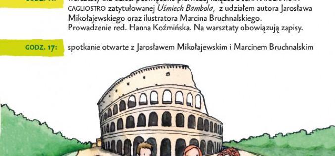 Media Rodzina zaprasza na premierę książki Jarosława Mikołajewskiego