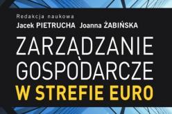 Kryzys gospodarczy w strefie euro