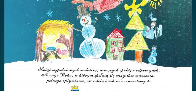 Radosnych i spokojnych Świąt Bożego Narodzenia oraz sukcesów w Nowym Roku