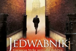 "Audiobook ""Jedwabnik"" w interpretacji Macieja Stuhra"