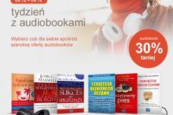Promocyjny tydzień z audiobookami