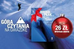 """Wydawnictwo Poznańskie poleca swoją książkę """"BROAD PEAK. NIEBO I PIEKŁO"""""""