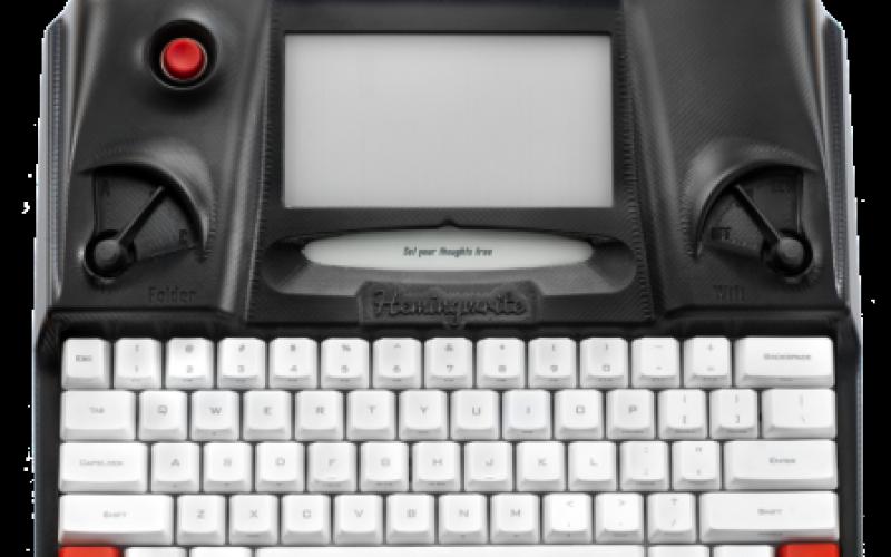 Hemingwrite – maszyna do pisania z e-papierem!