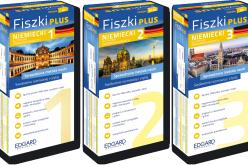 Niemiecki Fiszki PLUS  dla średnio zaawansowanych 1, 2, 3