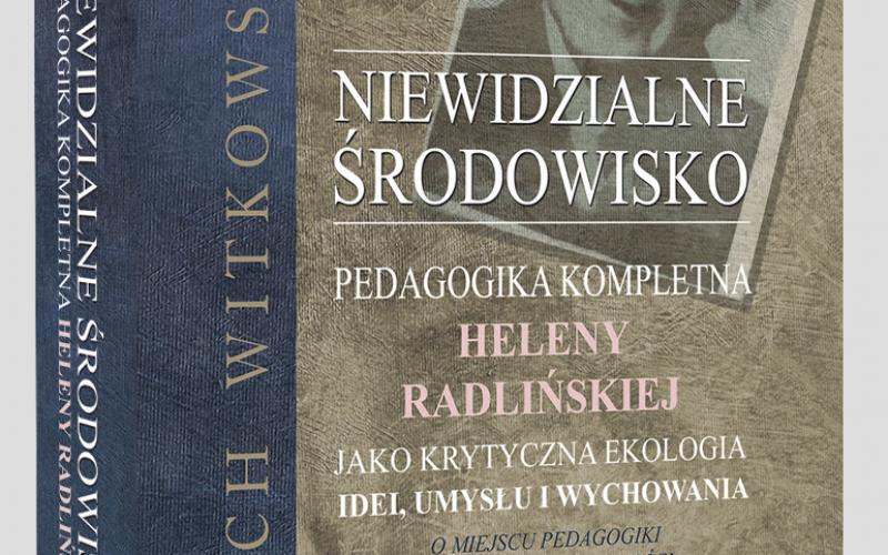 Premiera w Impulsie Niewidzialne środowisko prof. Lech Witkowski