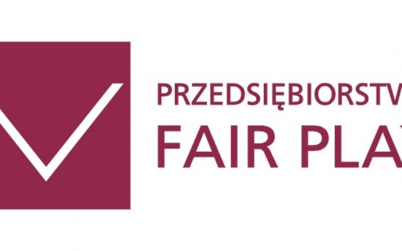 """Certyfikat """"Przedsiębiorstwo Fair Play"""" dla Firmy Księgarskiej Olesiejuk!"""