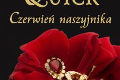 Czerwień naszyjnika – kolejny tydzień na 1. miejscu empik.com w kategorii romans historyczny