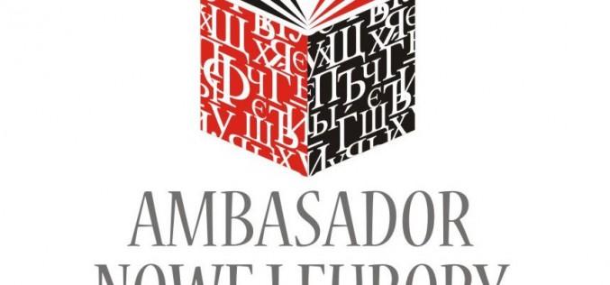 Konkurs na nagrodę Ambasadora Nowej Europy 2015