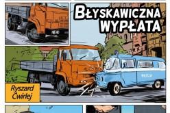 Księgarnia Zysk i S-ka Wydawnictwo serdecznie zaprasza na spotkanie autorskie z Ryszardem Ćwirlejem