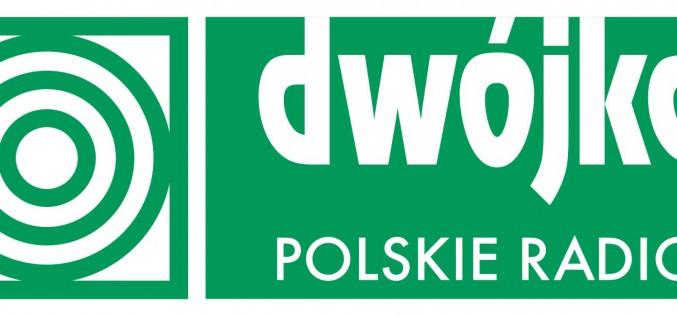 """Grzegorz Małecki czyta """"Dziennik"""" Gombrowicza w radiowej Dwójce"""