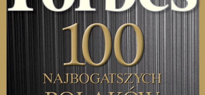 Jacek i Krzysztof Olesiejukowie wśród 100 najbogatszych ludzi w Polsce