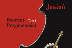 Kwartet Przyjemności. Jesień – AMBER rozpoczyna nową serię erotyczną autorki cyklu Osiemdziesiąt Dni sprzedanego w Polsce w 100 000 egzemplarzy