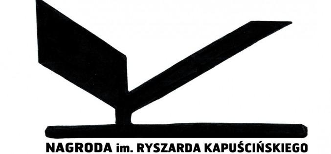 Trwają zgłoszenia do Nagrody im. Ryszarda Kapuścińskiego za Reportaż Literacki