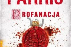 Profanacja – Trzeci z serii thriller historyczny z Giordanem Brunem – heretykiem, filozofem i detektywem – w roli głównej