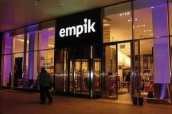 W ciągu tygodnia, akcjonariusze Empik stracili 74 mln zł