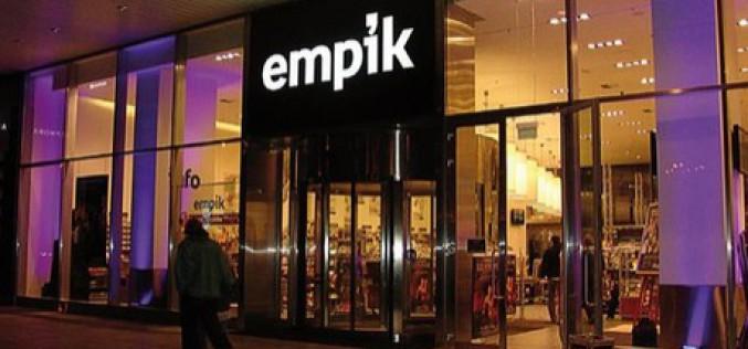 Top lista sprzedaży Empik za I kwartał 2015 roku