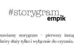 Empik promuje czytelnictwo na Instagramie