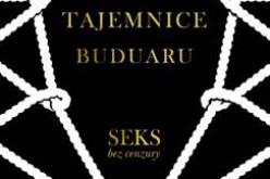 Tajemnice buduaru – nowość Wydawnictwo Buchmann