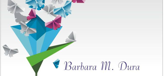 """Barbara M.Dura """"Zdrowe myśli, zdrowe życie"""""""