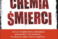 Chemia śmierci – dziesiąte wydanie w AMBERZE światowego bestsellera z doktorem Davidem Hunterem