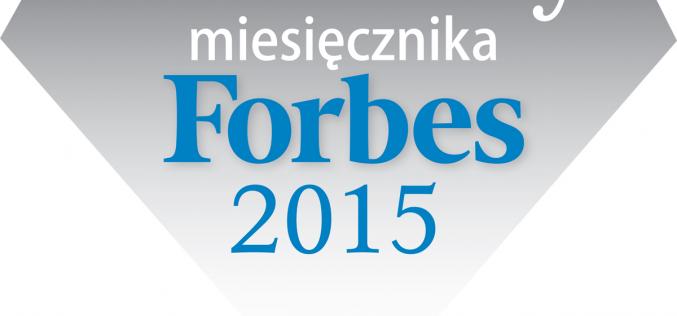 Platon Sp. z o.o. z Diamentem Forbesa 2015