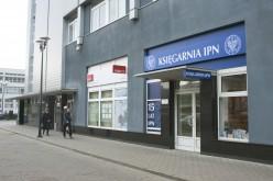 Księgarnia IPN  już otwarta