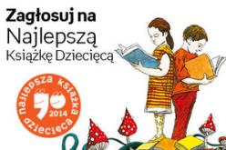 Głosowanie na Najlepszą Książkę Dziecięcą PRZECINEK I KROPKA 2014 dobiega końca