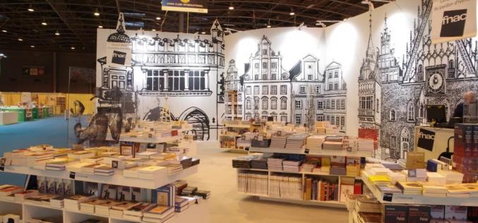 Salon du livre – dzień drugi