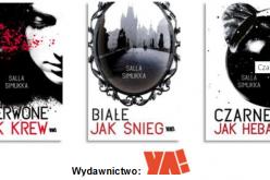 Najbardziej znana fińska pisarka – Salla Simukka – w Polsce!