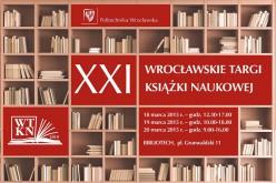Rozpoczęły się XXI Targi Książki Naukowej
