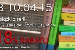 Książki z serii Psychiatria i psychoterapia z atrakcyjnym rabatem