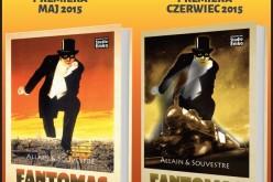 Seria FANTOMAS – bestseller XX wieku! Nowe wydanie