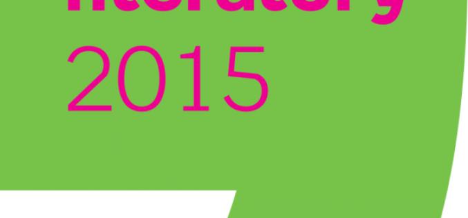 Festiwal literatury 2015