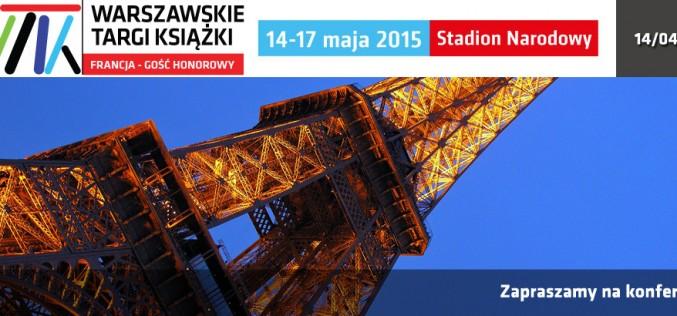 Zaproszenie na konferencję: Francja – gość honorowy WTK 2015