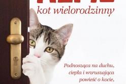 """""""Alfie, kot wielorodzinny"""" – powieść o kocie, ludziach i miłości – dla fanów Kota Boba"""