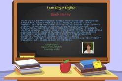 I can sing in English. Śpiewaj i poznaj kluczowe słowa po angielsku. Książka z płytą CD