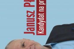 """Kandydat na prezydenta"" – Janusz Płoński"