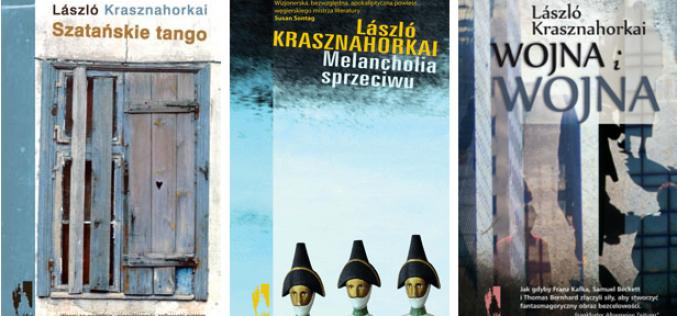 László Krasznahorkai nagrodzony Man Booker International!