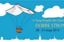 Autorzy wydawnictwa Wilga na Targach Książki dla Dzieci i Młodzieży DOBRE STRONY