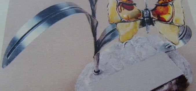 Bursztynowy Motyl dla Piotra Strzeżysza